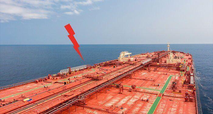 tanker - kapak 2 700x375 - Tankerlerde Statik Elektrik Tehlikesi