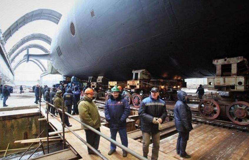 haberler, gundem - 1 2 - Yeni Nesil Rus Denizaltısı Prens Vladimir