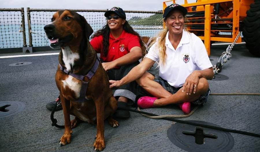 haberler, gundem - 5 Ay sonra Kurtarıldılar - Okyanusta Kaybolan İki Denizci Kadın Beş Ay Sonra Bulundu