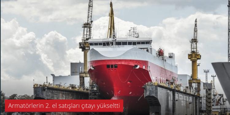 Gemi İhracatında 2017 Yüzde 60 Artışla Kapanıyor