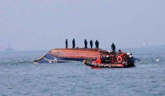 Güney Korede Tekne Kazası