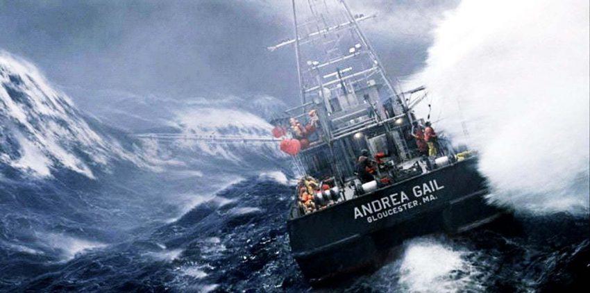KUSURSUZ FIRTINA - The Perfect Storm - Denizcilik Filmleri