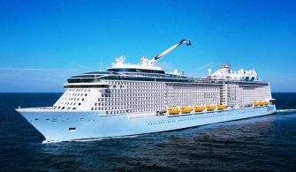 Ovation of the Seas gemisinde yolcular zehhirlendi