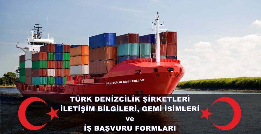Türk Denizcilik Şirketleri