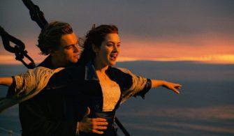 TİTANİK – Titanic –1997 | IMDB 7,8/10
