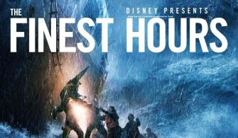 ZOR SAATLER -The Finest Hours - 2016