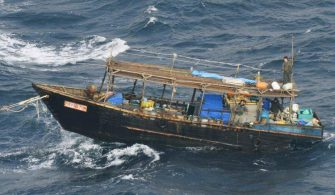 Kuzey Kore'nin Korsan Gemileri