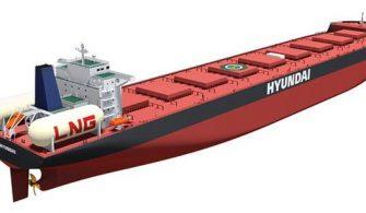 Dünyanın En Büyük Lng Yakıtlı Gemisi