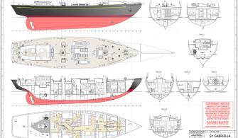 Gemilerde Bulunması Gereken Gemi Planları