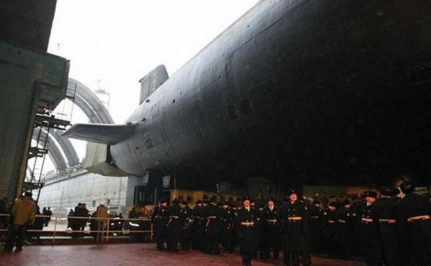 haberler, gundem - prens vladimir - Yeni Nesil Rus Denizaltısı Prens Vladimir