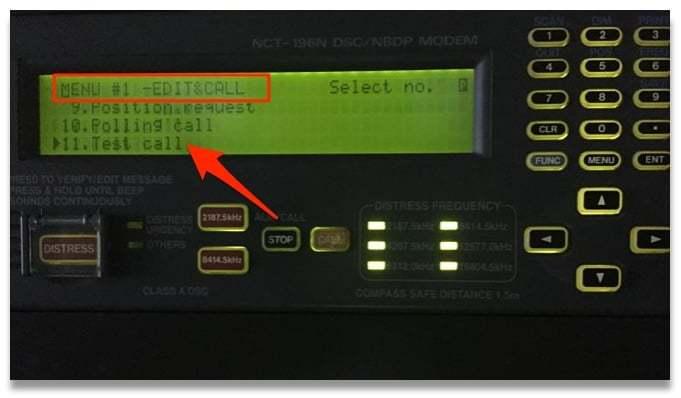 goc-gmdss - test - GMDSS MF/HF Testi Nasıl Yapılır ?