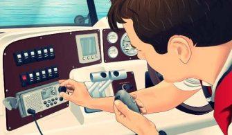 goc-gmdss - vhf radio dialing 335x195 - Acil Durum Çağrısı Alındığında Yapılması Gerekenler