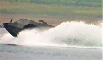 ilginc - kapak 10 335x195 - Dünyanın En Hızlı Amfibisi
