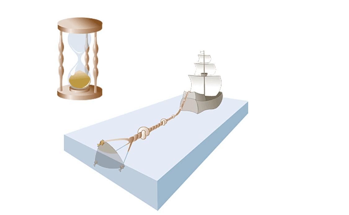 seyir, ilginc, deniz-kultur - knot - Gemide Hız Neden Knot İle İfade Edilir