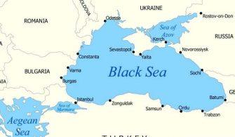 Akdeniz ve Karadeniz İsimleri Nereden Gelir