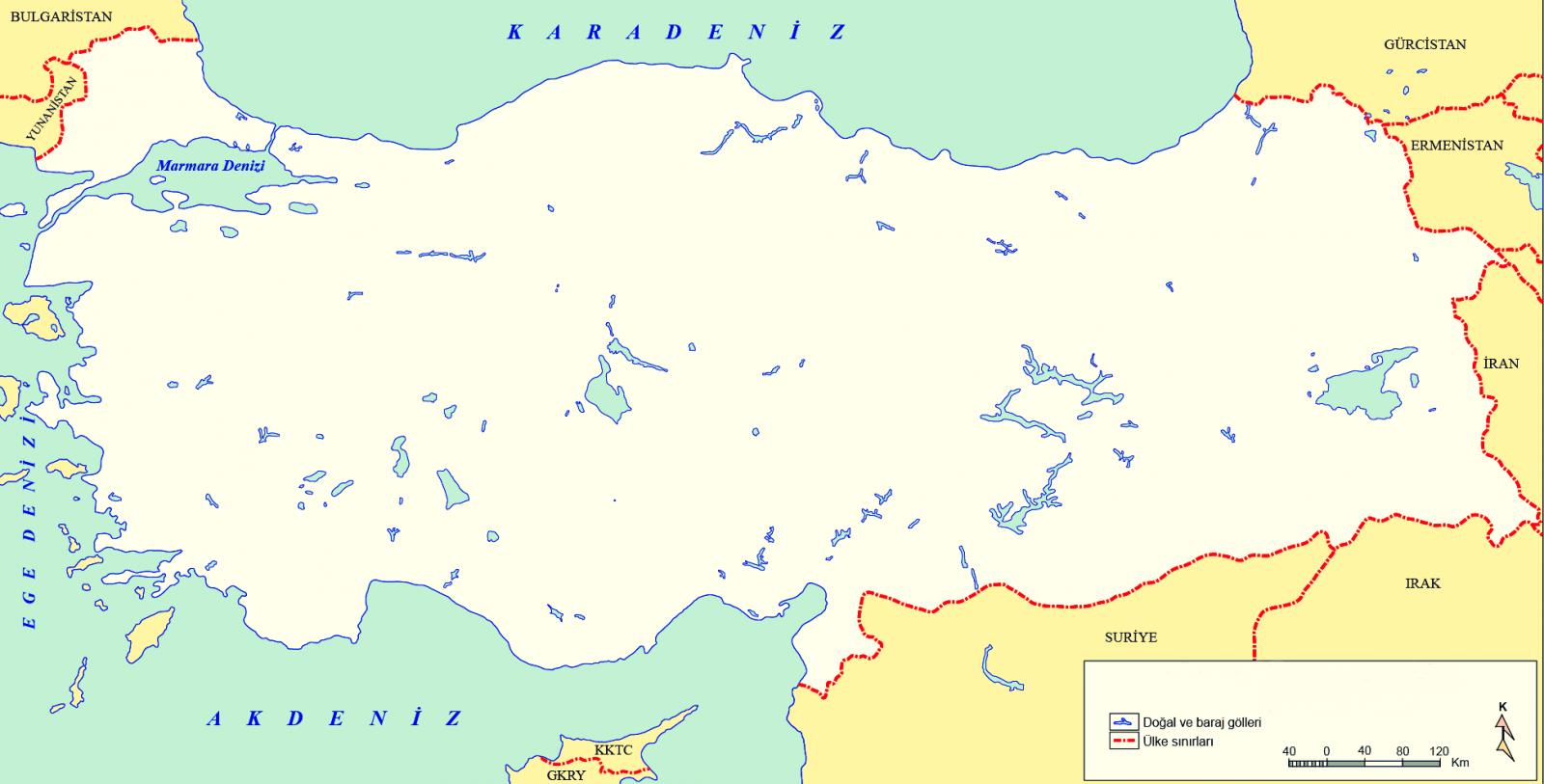 ilginc - Denizlerin İsimleri NEreden Gelir - Akdeniz ve Karadeniz İsimleri Nereden Gelir?