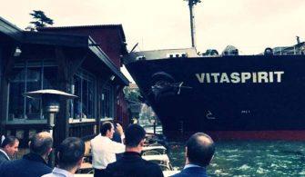 İstanbul Boğazı Gemi Kazası