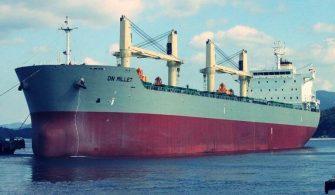 DN Millet Gemisi Deniz Nakliyat