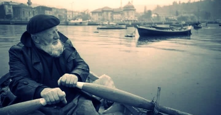 Yaşlı Denizci Hikayesi