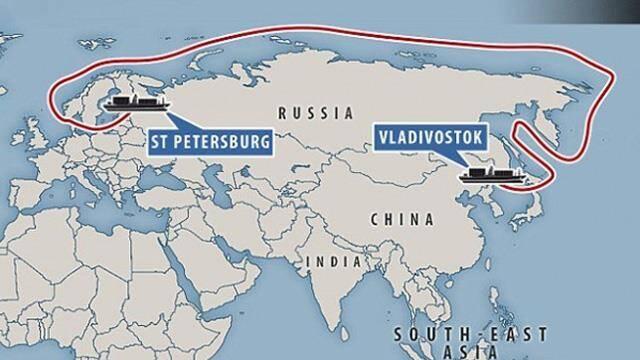 ilginc - kuzey hatti 3983 - Küresel Isınmanın Denizciliğe Olumlu Etkisi