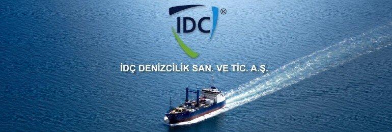 - IDÇ logo - Türk Denizcilik Şirketleri İletişim Bilgileri, Gemi İsimleri ve İş Başvuruları