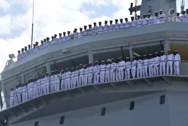 sektorel, haberler - Pakistan Denizde İkmal Gemisi PNFT 2 - Karaçi'de STM tarafından Üretilen Denizde İkmal Gemisi Teslim Edildi