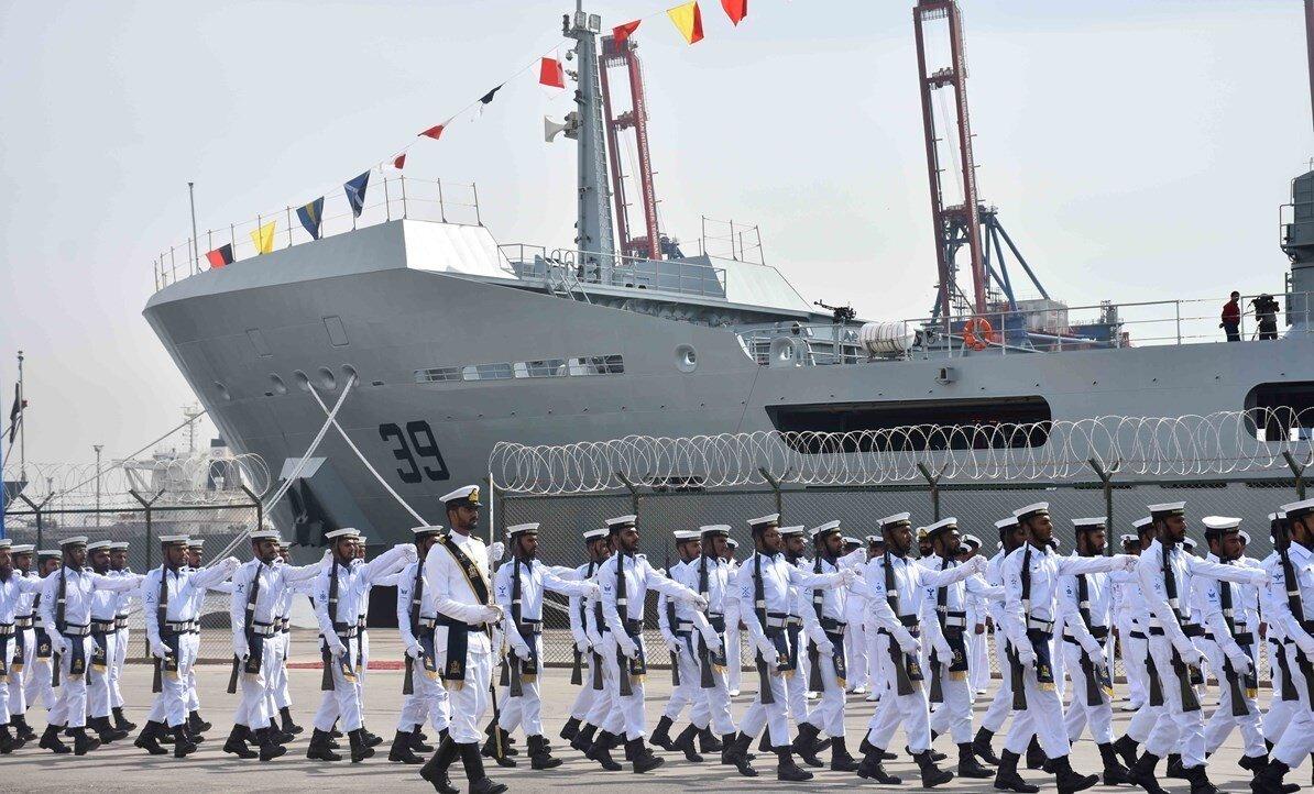 sektorel, haberler - Pakistan Denizde İkmal Gemisi PNFT 3 - Karaçi'de STM tarafından Üretilen Denizde İkmal Gemisi Teslim Edildi