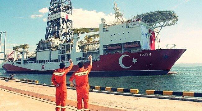 Türk Sondaj Gemisi Fatih