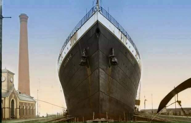 haberler, gundem - Titanic 1 10 - Titanic Yeniden İnşa Ediliyor, 2022'de Denizlerde Yol Alacak.