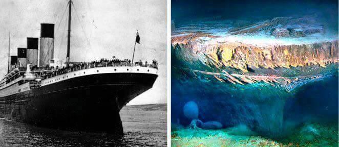haberler, gundem - Titanic 1 2 - Titanic Yeniden İnşa Ediliyor, 2022'de Denizlerde Yol Alacak.
