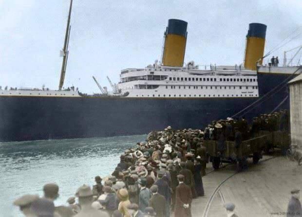 haberler, gundem - Titanic 1 8 - Titanic Yeniden İnşa Ediliyor, 2022'de Denizlerde Yol Alacak.