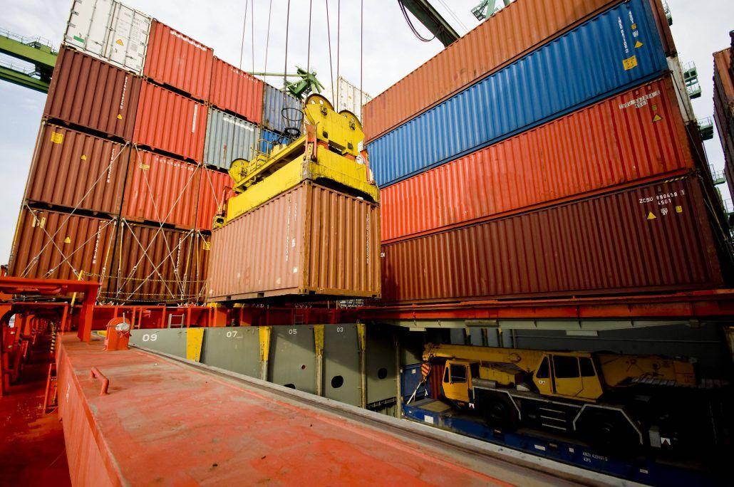 gemi-insaa-ve-stabilite - 10 - Konteyner Taşımacılığı ve Kullanılan Terimler
