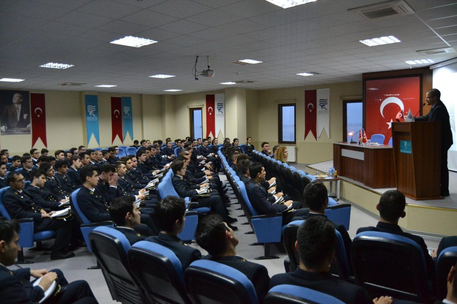 Turgut Kiran Universitesi Omikron Lucent (3)