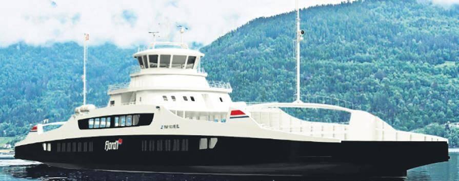 haberler - Hibrit Gemi - Türkiye de Hibrit Gemi Üretim Liderliği