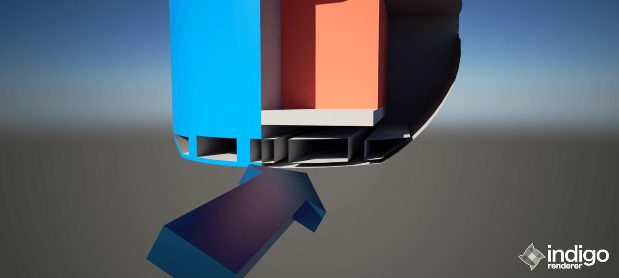 gemi-insaa-ve-stabilite - balastsız gemi 2 - Balastsız Gemi Modeli