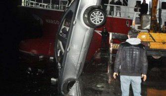haberler - denize dusen otomobildeki vatandaslari balikcilar kurtardi h76766 7d6e4 335x195 - Denize Otomobil Düştü