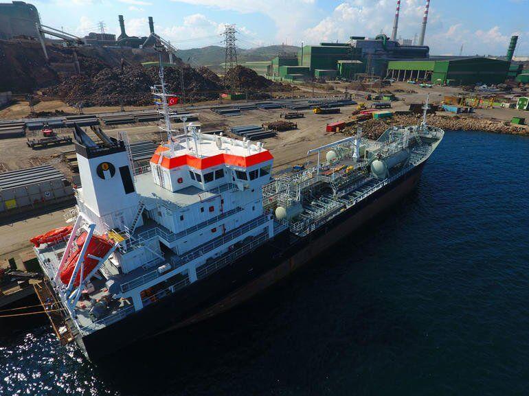 sektorel - içdaş gemisi - Dünya Devlerine Gemi İnşa Ediyorlar