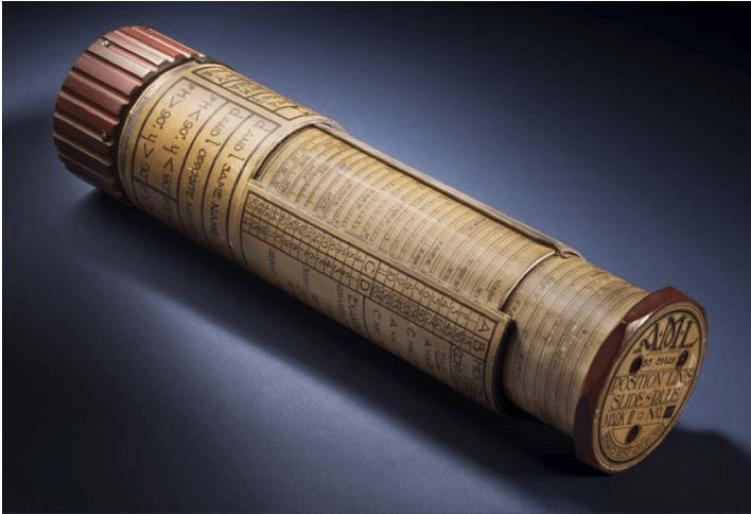 deniz-kultur - image 2 - Geçmişte Kullanılan Mevki Belirleme Ekipmanları