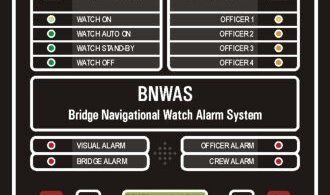 Köprüüstü Seyir Vardiyası Alarmı BNWAS