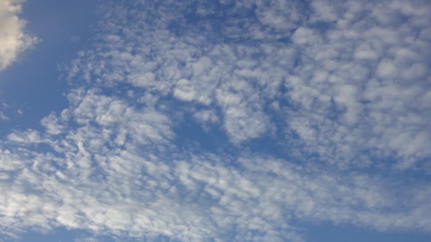 meteoroloji - Cirrocumulus bulutu - Bulut Çeşitleri ve Yükseklikleri