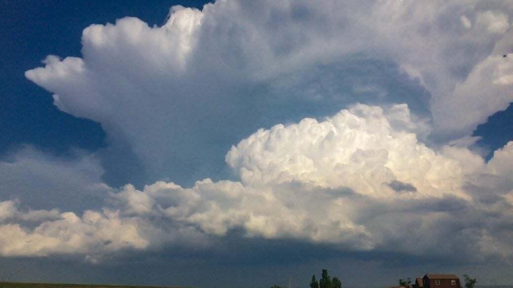 meteoroloji - Cumulonimbus bulutu - Bulut Çeşitleri ve Yükseklikleri