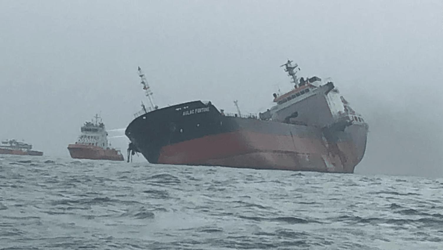 haberler, gundem - Ekran Resmi 2019 01 08 13.08.22 - Hong-Kongda Gemi Patlaması