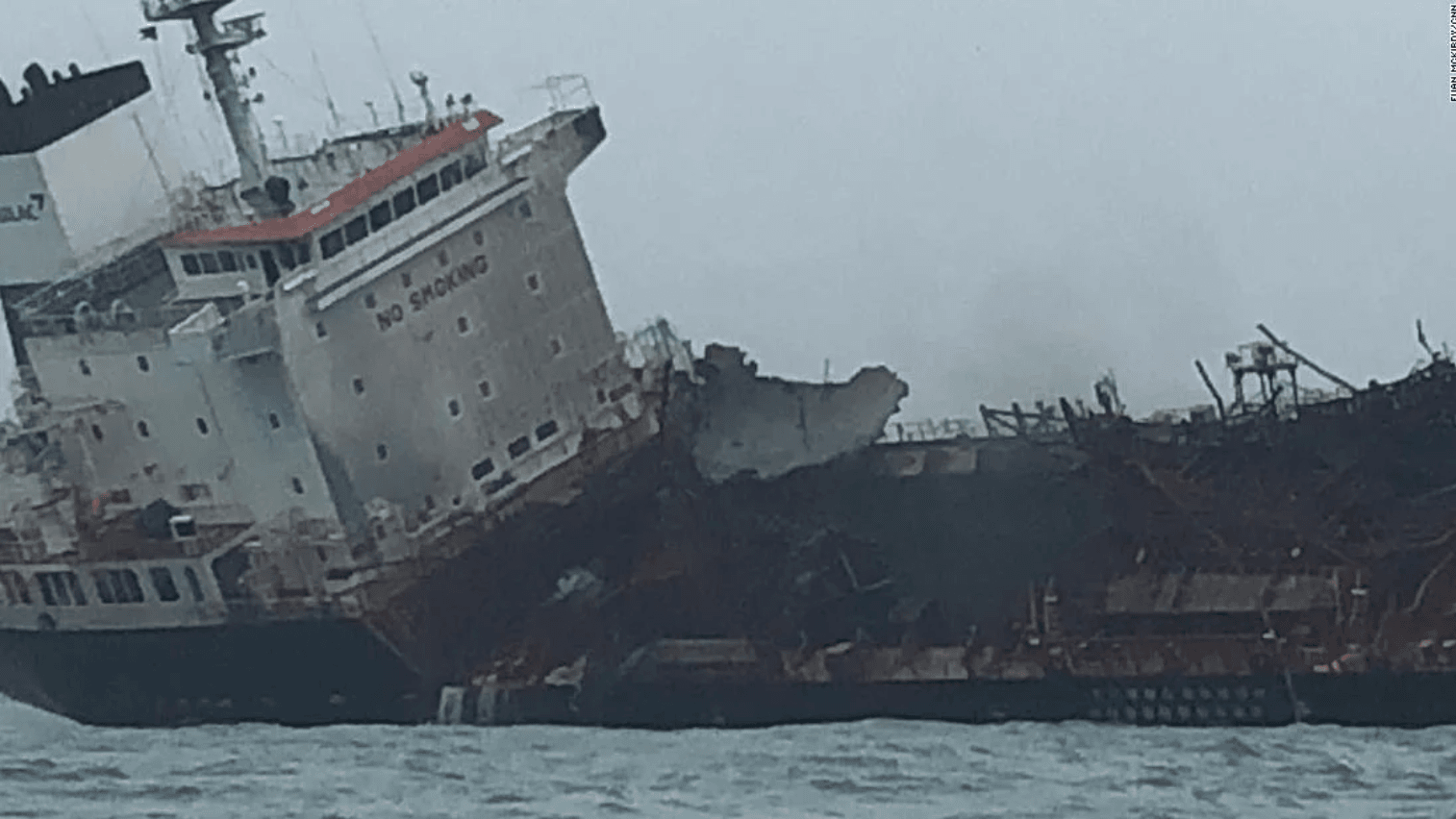 haberler, gundem - Ekran Resmi 2019 01 08 13.08.30 - Hong-Kongda Gemi Patlaması