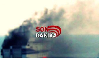 haberler, gundem - Qezban Yangın RORO 335x195 - Çanakkale Boğazında Türk Bayraklı Gemide Yangın