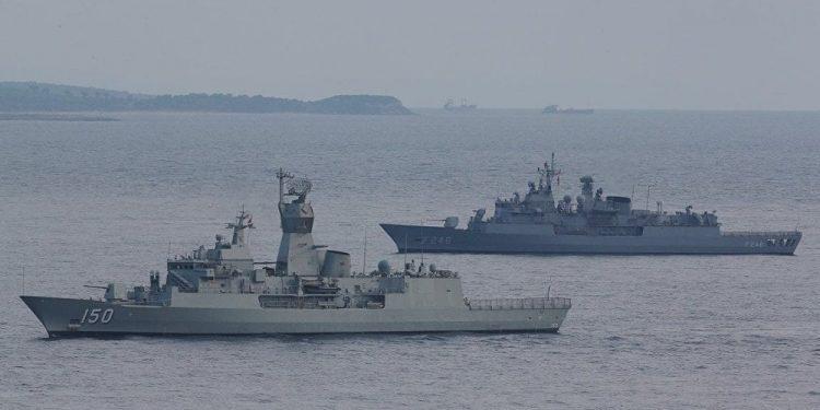 TSK Dev Deniz Tatbikatına Hazırlanıyor