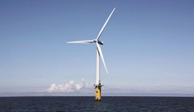 Dünyanın En Büyük Açık Deniz Rüzgâr Türbini