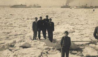 ilginc - buz 335x195 - İstanbul Boğazı Nasıl Buz Tuttu?