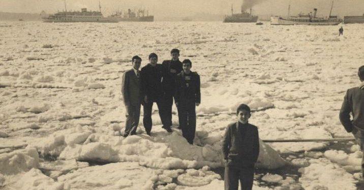 ilginc - buz 716x375 - İstanbul Boğazı Nasıl Buz Tuttu?