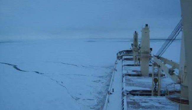 seyir - buz ve aşırı soğuk koşullarda seyir 650x375 - Buz ve Aşırı Soğuk Koşullarda Gemi Seyri