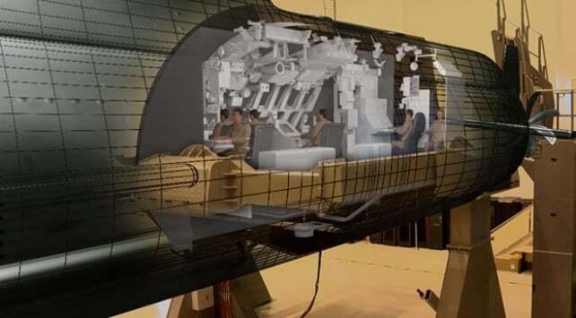 denizaltı dalış simülatörü
